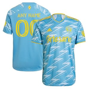 Philadelphia Union Jersey for Men, Women, or Youth | Customizable color: 2020 Home|2020 Road|2021 Road|2018 Home|2018 Road|2019 Home|2019 Road  Refuse You Lose