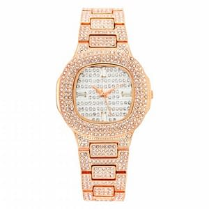 Designer Watch For Women Refuse You Lose color: Silver Band