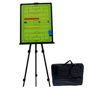 Soccer Coach Boards with Carrying Bags Refuse You Lose Size: 46 x 61.5 cm / 18.11 x 24.21 inch
