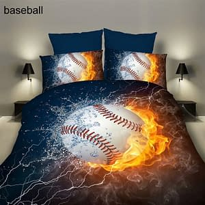 Baseball, Basketball, Football, Rugby, or Soccer Bedding Set Limited Time Deals ⏳ 2020 New Deals 🎉 Best Gifts of 2020 🎁 Best Gifts of 2020 For Boys 🙍🏻♂️ Deals For Boys 👦🏻🚂 Sports & Jerseys ⚾️🏀🏈⚽️🏒 Baseball Products ⚾️ Basketball Products 🏀 Football Products 🏈 Soccer Products ⚽️ color: baseball Size: 3Pcs 210x210cm Refuse You Lose https://refuseyoulose.com