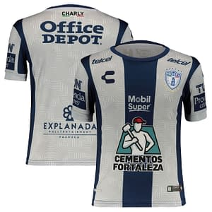 CF Pachuca Soccer Jersey for Men, Women, or Youth   Customizable color: 2019-2020 Home 2019-2020 Road 2019-2020 Third 2020-2021 Home 2020-2021 Road 2020-2021 Third  Refuse You Lose