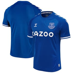 Everton FC Soccer Jersey for Men, Women, or Youth   Customizable color: 2019-2020 Home 2019-2020 Road 2019-2020 Third 2020-2021 Home 2020-2021 Road 2020-2021 Third  Refuse You Lose