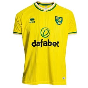 Norwich City FC Jersey for Men, Women, or Youth   Customizable color: 2019-2020 Home 2020-2021 Home  Refuse You Lose