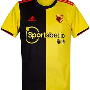 Watford FC Soccer Jersey for Men, Women, or Youth   Customizable color: 2019-2020 Home 2019-2020 Road 2020-2021 Home 2020-2021 Road 2020-2021 Third  Refuse You Lose