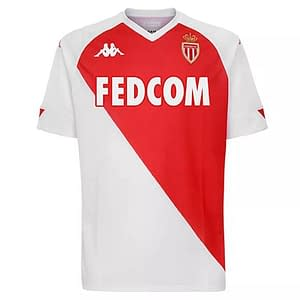 AS Monaco Soccer Jersey for Men, Women, or Youth | Customizable color: 2019-2020 Home|2019-2020 Road|2019-2020 Third|2020-2021 Home|2020-2021 Road  Refuse You Lose