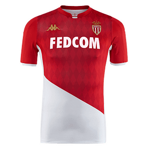 AS Monaco Soccer Jersey for Men, Women, or Youth   Customizable color: 2019-2020 Home 2019-2020 Road 2019-2020 Third 2020-2021 Home 2020-2021 Road  Refuse You Lose