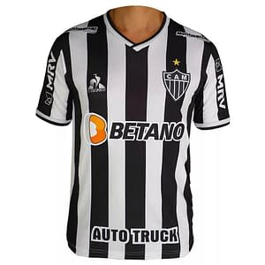 Clube Atlético Mineiro Jersey for Men, Women, or Youth   Customizable color: 2019-2020 Home 2019-2020 Road 2019-2020 Third 2020-2021 Home 2020-2021 Road 2020-2021 Third 2021-2022 Home  Refuse You Lose