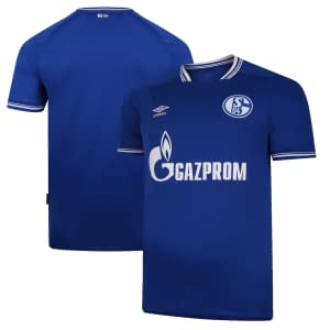 FC Schalke 04 Jersey for Men, Women, or Youth   Customizable color: 2019-2020 Home 2019-2020 Road 2019-2020 Third 2020-2021 Home 2020-2021 Road 2020-2021 Third  Refuse You Lose
