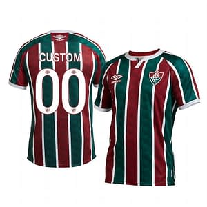 Fluminense FC Soccer Jersey for Men, Women, or Youth | Customizable color: 2019-2020 Home|2019-2020 Road|2019-2020 Third|2020-2021 Home|2020-2021 Road|2020-2021 Third  Refuse You Lose