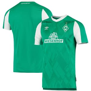 SV Werder Bremen Jersey for Men, Women, or Youth   Customizable color: 120 Year Anniversary 2019-2020 Home 2019-2020 Road 2019-2020 Third 2020-2021 Home 2020-2021 Road 2020-2021 Third  Refuse You Lose