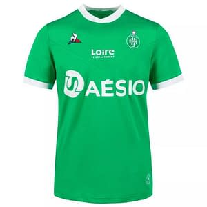 AS Saint-Étienne Jersey for Men, Women, or Youth | Customizable color: 2019-2020 Home|2019-2020 Road|2019-2020 Third|2020-2021 Home  Refuse You Lose