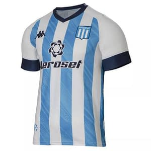 Argentina Racing Club Jersey for Men, Women, or Youth | Customizable color: 2019-2020 Home|2019-2020 Road|2020-2021 Home|2020-2021 Road|2020-2021 Third|2021-2022 Home|2021-2022 Road  Refuse You Lose