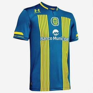 Rosario Central Soccer Jersey for Men, Women, or Youth   Customizable color: 2019-2020 Home 2019-2020 Road 2020-2021 Home 2020-2021 Road  Refuse You Lose