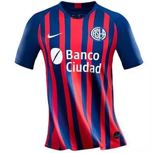 San Lorenzo Soccer Jersey for Men, Women, or Youth   Customizable color: 2019-2020 Home 2019-2020 Road 2020-2021 Home 2020-2021 Road  Refuse You Lose