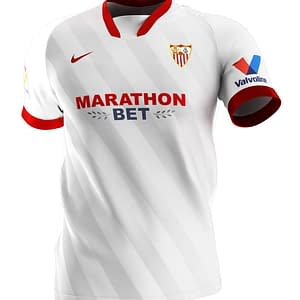 Sevilla FC Soccer Jersey for Men, Women, or Youth   Custom color: 2018-2019 Home 2018-2019 Road 2018-2019 Third 2019-2020 Home 2019-2020 Road 2019-2020 Third 2020-2021 Home 2020-2021 Road 2020-2021 Third  Refuse You Lose