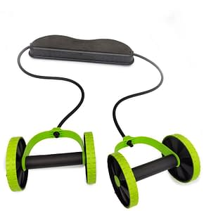 Full Body Pull Up Resistance Bands Roller with Kneeboard resistance: High Resistance Normal Resistance  Refuse You Lose