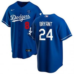 Los Angeles Dodgers Jersey For Men, Women or Youth | Customizable color: 2018 Nickname|2019 Alternate Blue|2019 Alternate Gray|2019 Nickname|2020 Alternate Blue|2020 Alternate Gray|2020 Home|2020 Road|Kobe Bryant 2020 Alternate Blue|Kobe Bryant 2020 Alternate Gray|Kobe Bryant 2020 Home|Kobe Bryant Black|2019 Home|2019 Road|Memorial Day  Refuse You Lose