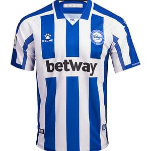 Deportivo Alavés Soccer Jersey for Men, Women, or Youth | Customizable  Refuse You Lose