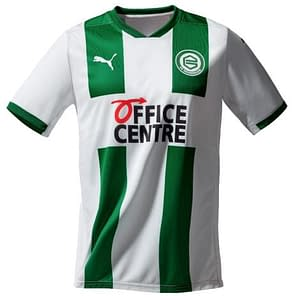 FC Groningen Soccer Jersey for Men, Women, or Youth | Customizable color: 2020-2021 Home|2020-2021 Road  Refuse You Lose