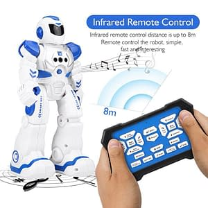 Smart Dance Robot With Gesture Sensor brand: Refuse You Lose  Refuse You Lose