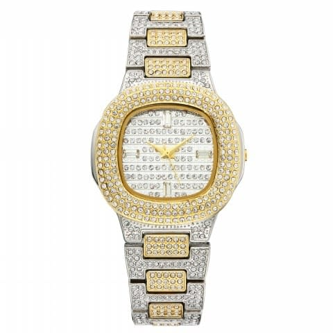 Designer Watch For Women Refuse You Lose color: Rose Gold Band