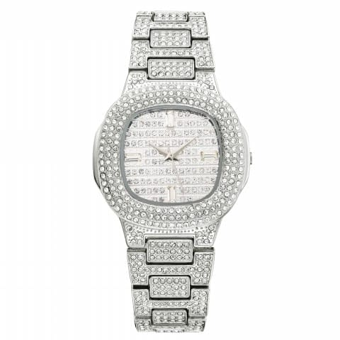 Designer Watch For Women Refuse You Lose color: Gold Dial and Gold Band