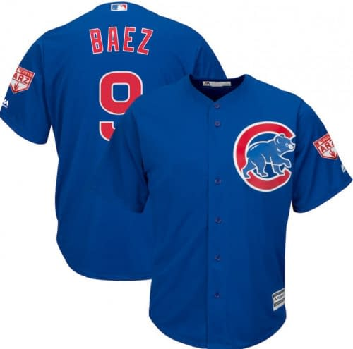 Javier Báez Chicago Cubs MLB Baseball Jersey For Men, Women, or Youth Jerseys For Men ⚾️🏀🏈⚽️🏒 Jerseys For Women ⚾️🏀🏈⚽️🏒 Jerseys For Kids ⚾️🏀🏈⚽️🏒 Baseball Jerseys 👕⚾️👚 Top MLB Players 👕⚾️👚 color: 2018 Nickname|2019 Nickname|Black V-Neck|Little League Classic Nickname|Puerto Rico|Alternate|Alternate Spring Training|Away|Full Name Home|Home Father's Day|Home Mother's Day|Last Name Home|Memorial Day|Road Father's Day|Road Full Name Mother's Day|Road Mother's Day|Salute to Service  Refuse You Lose https://refuseyoulose.com