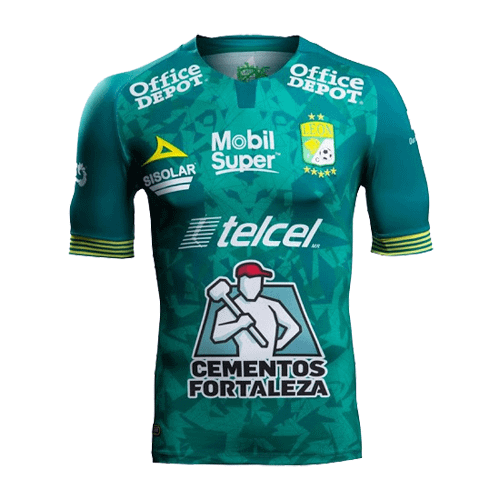Club León Soccer Jersey for Men, Women, or Youth   Customizable