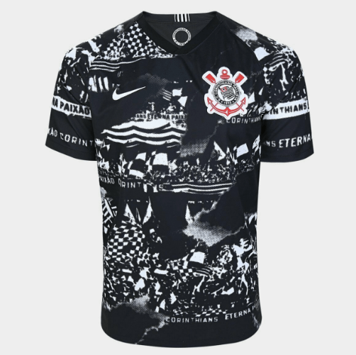 Corinthians Soccer Jersey for Men, Women, or Youth | Customizable color: 2019-2020 Home|2019-2020 Road|2019-2020 Third|2020-2021 Home|2020-2021 Road|2020-2021 Third  Refuse You Lose