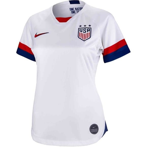 USA Soccer Jersey For Men, Women, or Youth   Customizable color: 2019-2020 Home 2019-2020 Road 2020-2021 Home 2020-2021 Road  Refuse You Lose