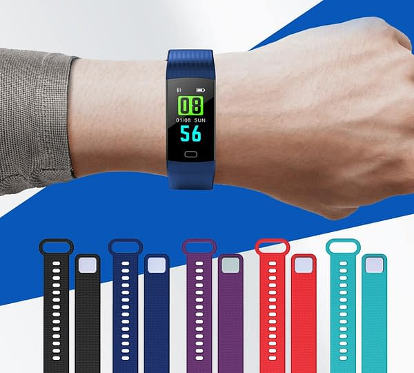 Smart Wristband With Health Monitor brand: Refuse You Lose  Refuse You Lose