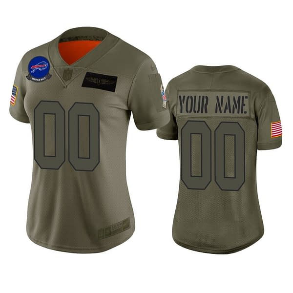 Buffalo Bills Football Jersey For Men, Women, or Youth   Customizable brand: Refuse You Lose  Refuse You Lose