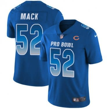 Chicago Bears Pro Bowl NFL Football Jersey