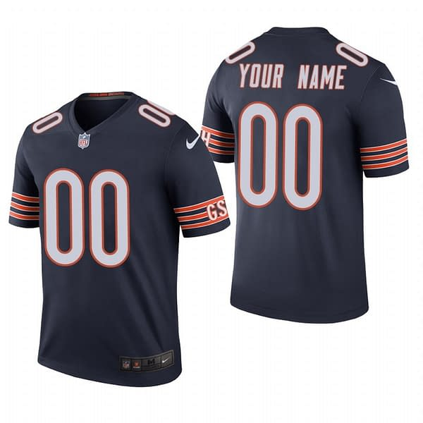 Chicago Bears Home NFL Football Jersey