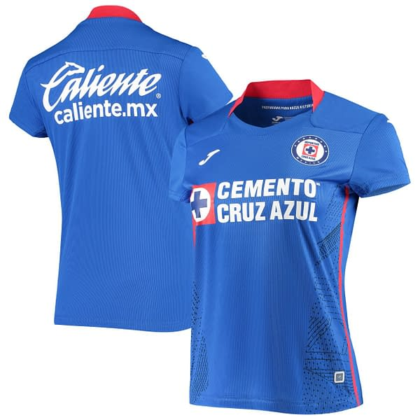 Cruz Azul Soccer Jersey For Men, Women, or Youth | Customizable color: 2018-2019 Alternate|2018-2019 Home|2018-2019 Road|2019-2020 Alternate|2019-2020 Home|2019-2020 Road  Refuse You Lose