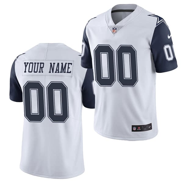 Dallas Cowboys Jersey For Men, Women, or Youth   Customizable brand: Refuse You Lose  Refuse You Lose