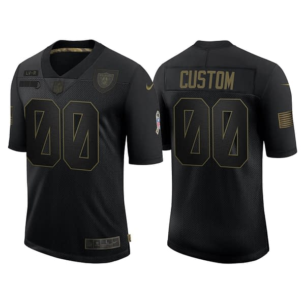 Las Vegas Raiders Jersey For Men, Women, or Youth | Customizable brand: Refuse You Lose  Refuse You Lose