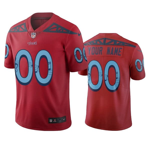 Tennessee Titans Jersey For Men, Women, or Youth   Customizable