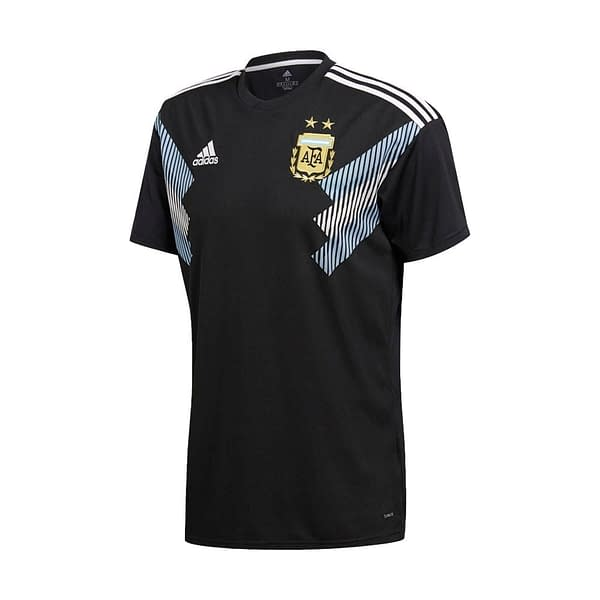Customizable Argentina Soccer Jersey For Men, Women, or Youth color: 2018-2019 Home 2018-2019 Road 2019-2020 Home 2020-2021 Road  Refuse You Lose