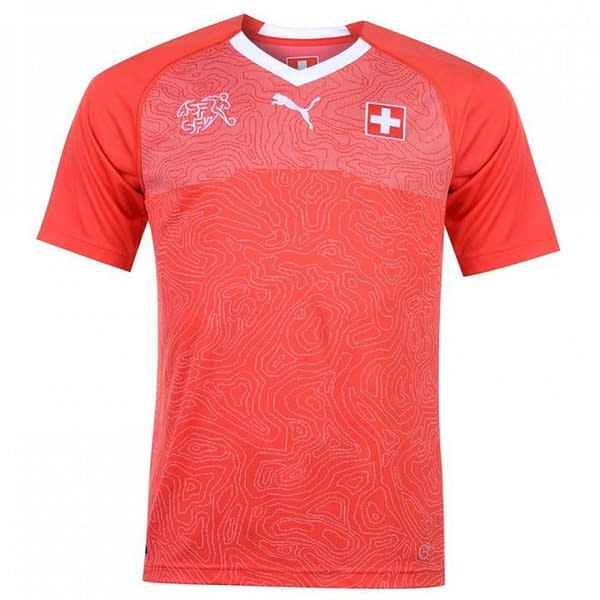 Switzerland Soccer Jersey For Men, Women, or Youth   Customizable color: 2018-2019 Home 2018-2019 Road 2020-2021 Home 2020-2021 Road  Refuse You Lose