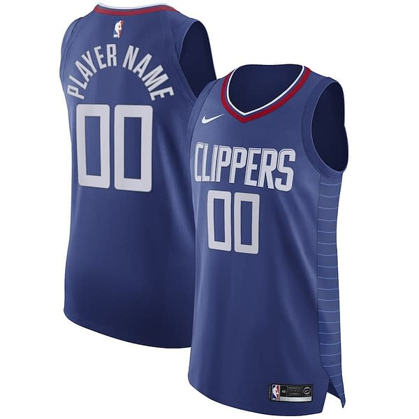 Los Angeles Clippers Jersey For Men, Women, or Youth   Customizable color: Alternate Black City Edition Home Road  Refuse You Lose