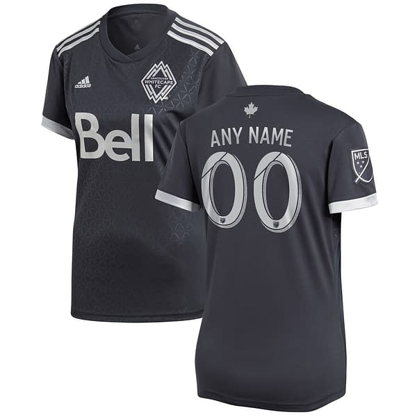 Vancouver Whitecaps FC 2018 Road Soccer Jersey
