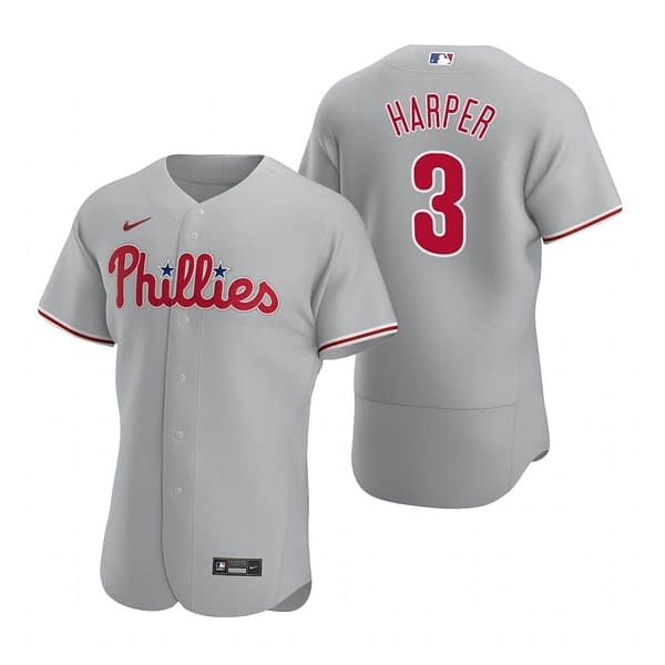 Bryce Harper Phillies Jersey for Men, Women, or Youth color: 2019 Alternate Cream 2019 Alternate Red 2019 Nickname 2020 Alternate Cream 2020 Alternate Light Blue 2020 Alternate Red 2020 Home 2020 Road Black 2019 Home 2019 Road Throwback  Refuse You Lose