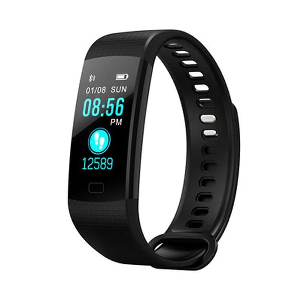 Health Monitoring Bluetooth Smart Wristband Refuse You Lose Case Material: PLASTIC