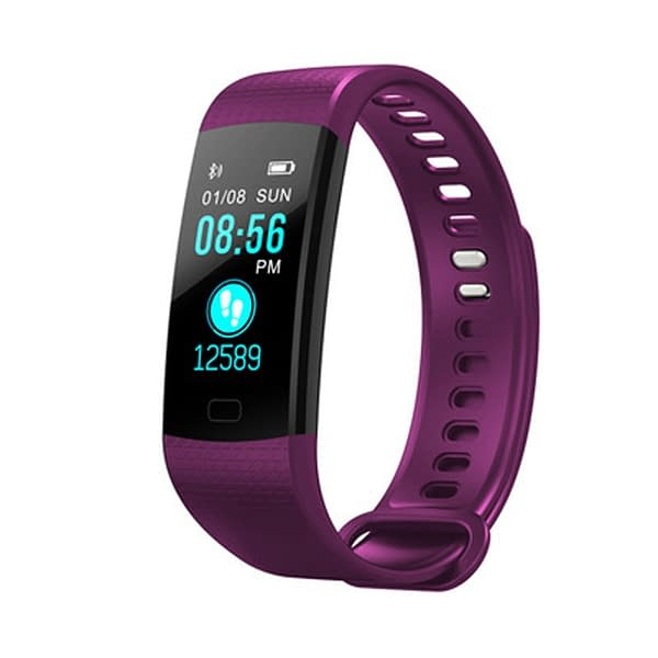 Health Monitoring Bluetooth Smart Wristband Limited Time Deals ⏳ 2020 New Deals 🎉 Smart Watches / Wristbands ⌚️ Case Material: PLASTIC  Refuse You Lose https://refuseyoulose.com