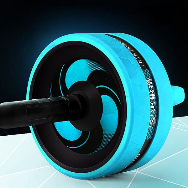 New 2 in 1 Ab Roller&Jump Rope No Noise Abdominal Wheel Ab Roller with Mat For Arm Waist Leg Exercise Gym Fitness Equipment 2020 New Deals 🎉 Best Gifts of 2020 🎁 Best Gifts of 2020 For Women 🌹 Best Gifts of 2020 For Men 💪 Gym & Fitness 🧘♀️🏋️♂️ Fitness Equipment 🏋️♂️ color: Black with Black|Blue with Black Rope|Pink with Black Rope|Pink with Pink Rope|Purple with Black|Purple with Purple|Black A|Black B|Blue|Pink|Russia  Refuse You Lose https://refuseyoulose.com