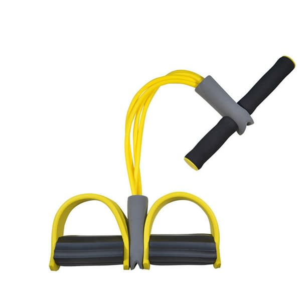Fitness Gum Resistance Bands Latex Pedal Exerciser Sit-up Pull Rope Expander Elastic Bands Yoga equipment Pilates Workout color: 8-Word-Chest-Develop|Blue|England|Yellow|Green|Russia  Refuse You Lose https://refuseyoulose.com