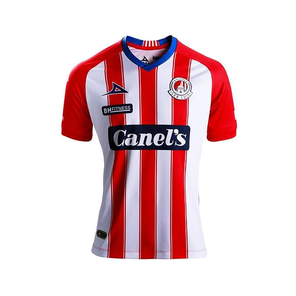 Atletico San Luis 2020-2021 Home Soccer Jersey