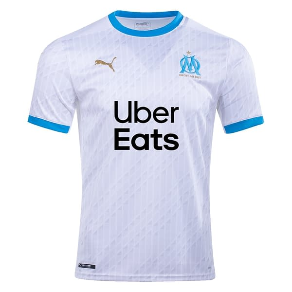 Olympique de Marseille Jersey for Men, Women, or Youth   Customizable color: 2019-2020 Home 2019-2020 Road 2019-2020 Third 2020-2021 Home 2020-2021 Road 2020-2021 Third 2021-2022 Home  Refuse You Lose