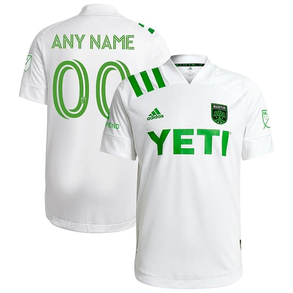 Austin FC Soccer Jersey for Men, Women, or Youth   Customizable color: 2021 Home 2021 Road  Refuse You Lose